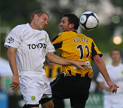Charleston Battery hosts Portland