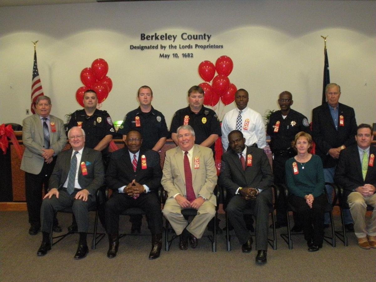 Red Ribbon Week in Berkeley County