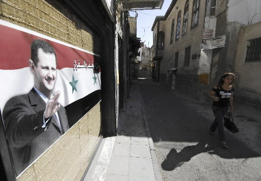 Activists say Syrian soldiers kill 17 protesters