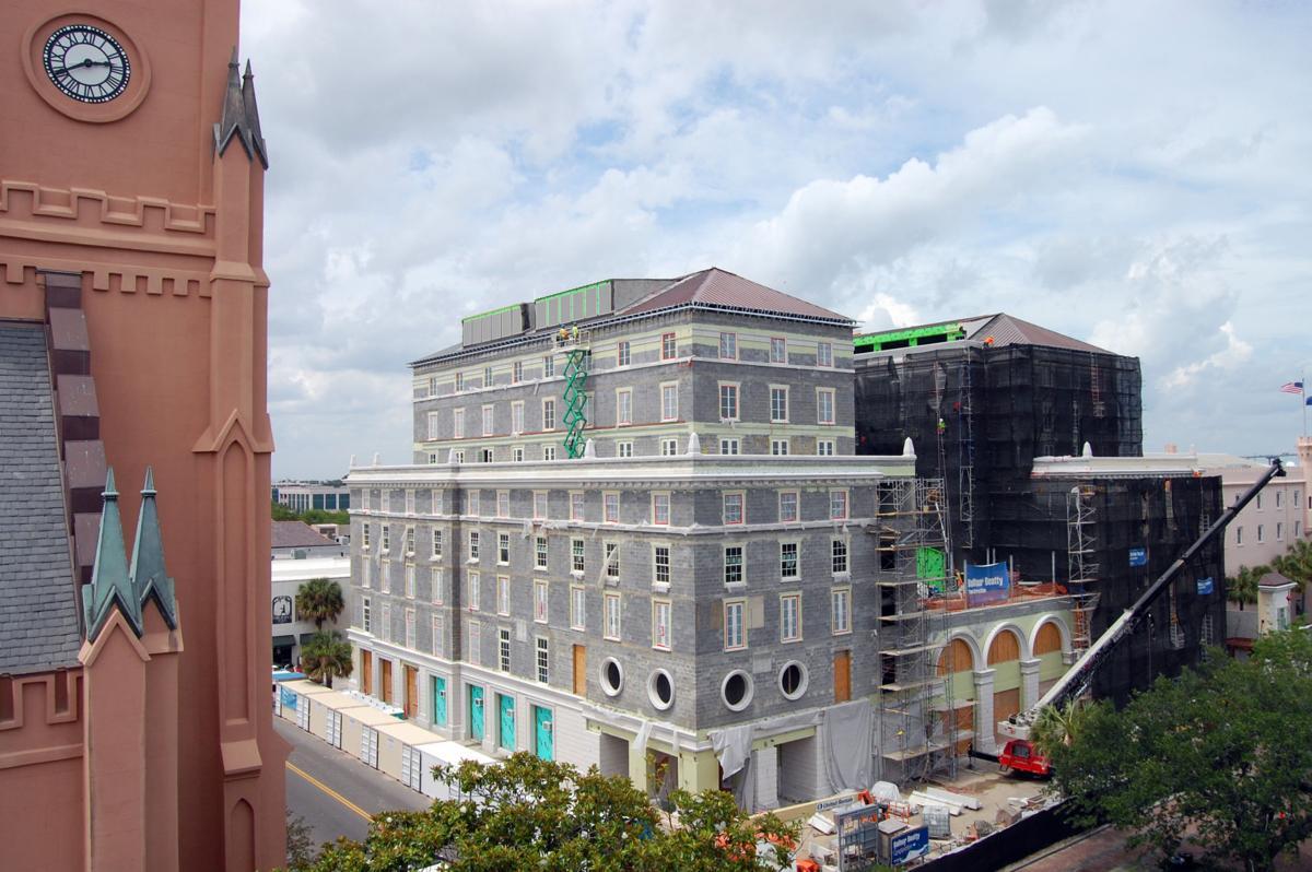 Hotel Bennett Charleston Jobs