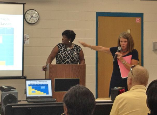 Charleston schools superintendent willing to rethink Montessori at James Island school