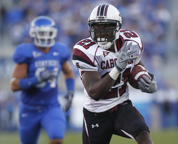 Injuries give true freshman a chance