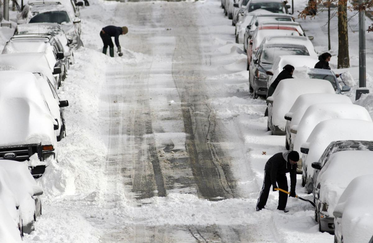 Winter storm brings snow, kills at least 9 Windy and cold day in the Lowcountry, Northeast winter storms cause flight cancellations in Charleston