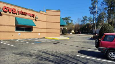 CVS on Forest