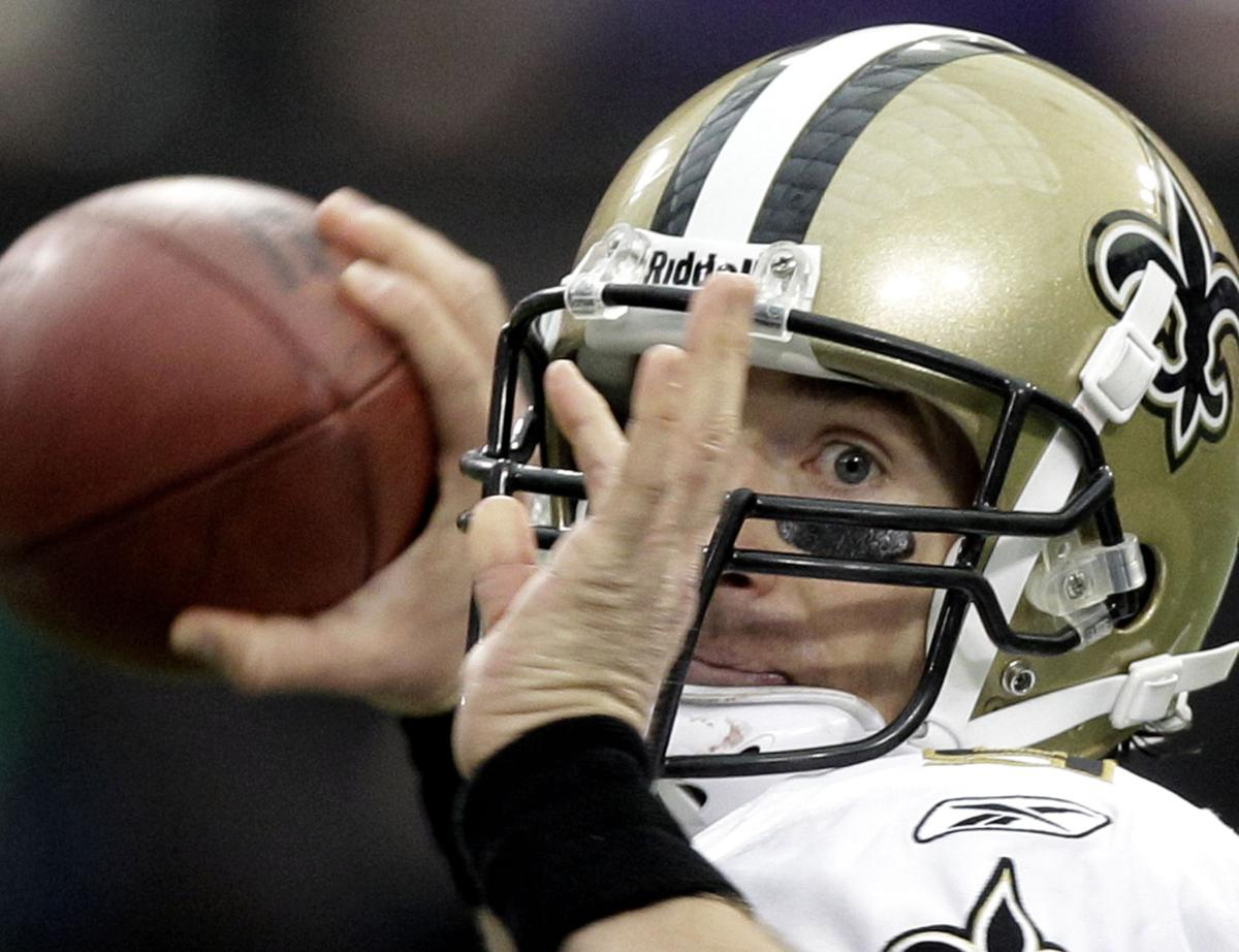 Record deal for Brees