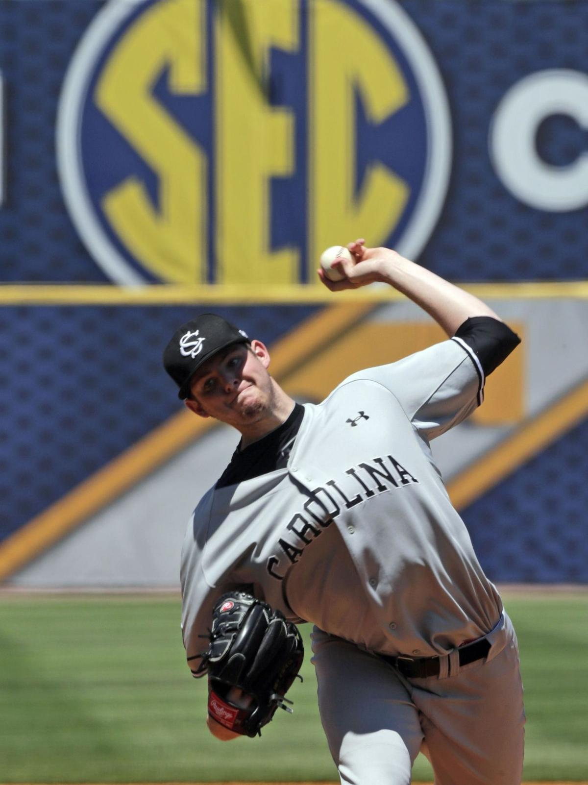 Former USC pitcher Jordan Montgomery assigned to RiverDogs
