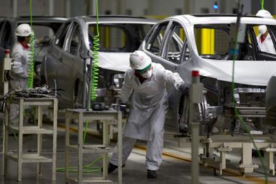 Mexico NAFTA Salaries