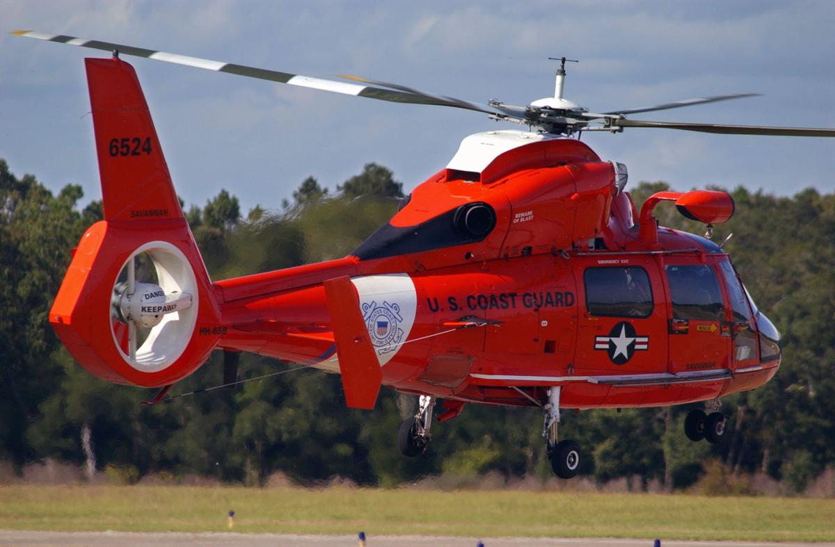 Man flown to hospital in Coast Guard helicopter after jet ski crash near Cape Romain