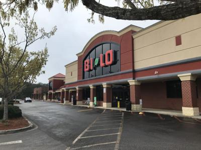 Bi-Lo Sweetgrass Corner Mount Pleasant closing