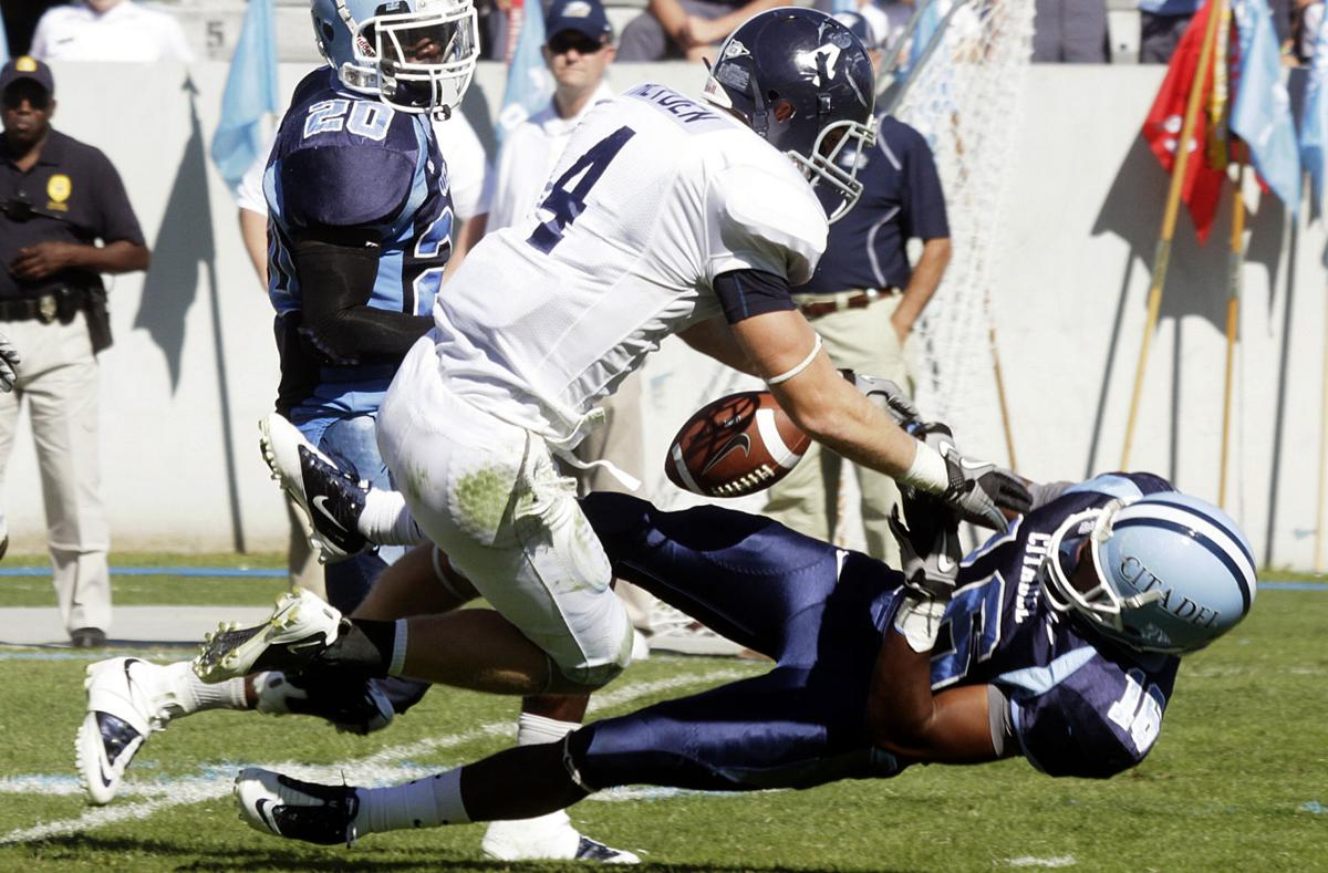 Study: Concussions on rise in college football