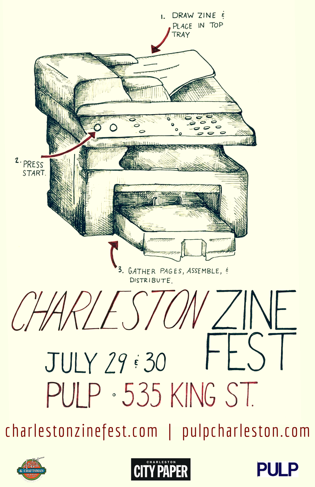 Zine Fest drawing talent from Southeast in handcrafting zines