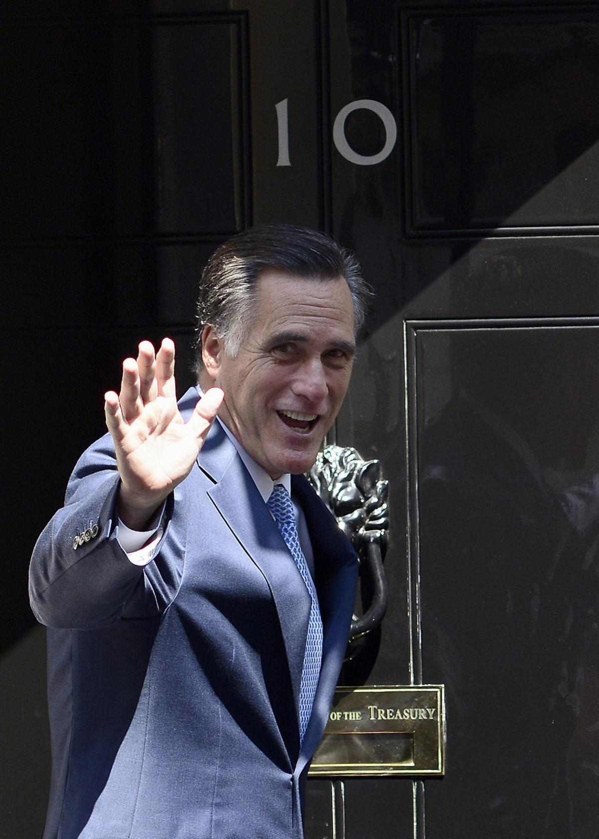 Romney's resume from 2002 Games in focus amid Olympic rift