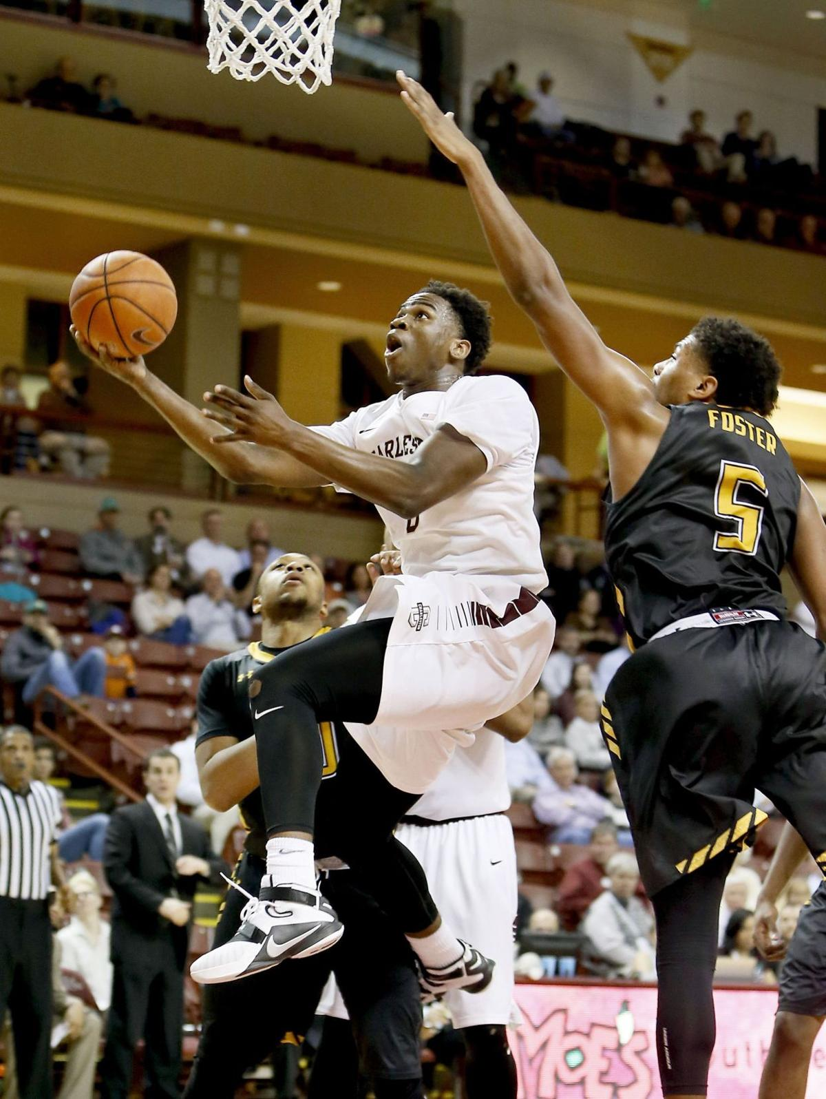 CofC defeats Towson Basketball
