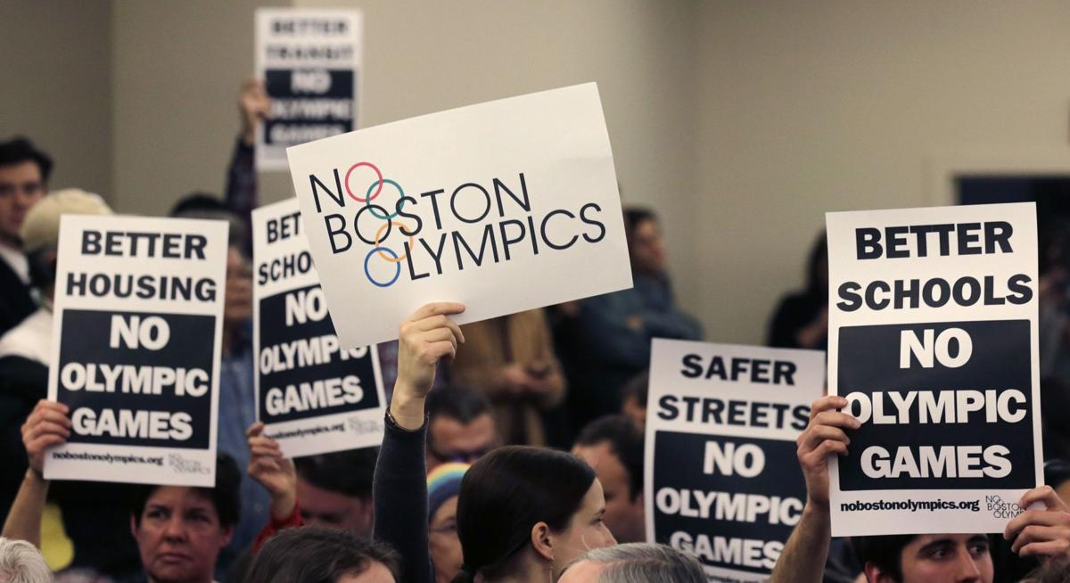 Americans show support for home Olympics