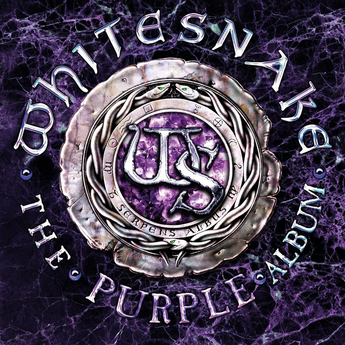 Whitesnake, 'The Purple Album,' Frontiers