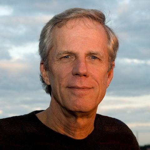 College of Charleston professor Phil Dustan