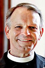 Burwell candidate for bishop