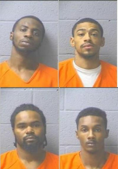 Four people charged with accessory in connection to SC State shooting death