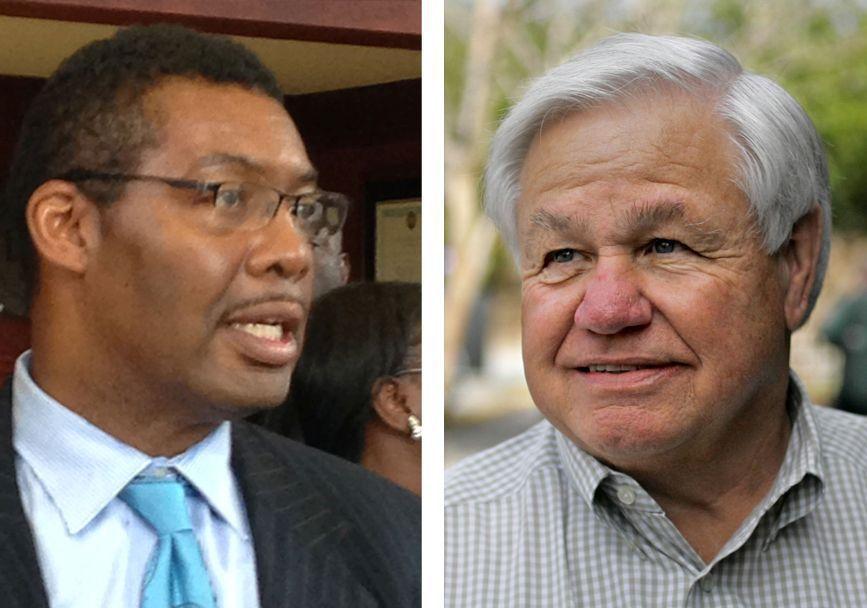 North Charleston mayor's race chock-full of accusations