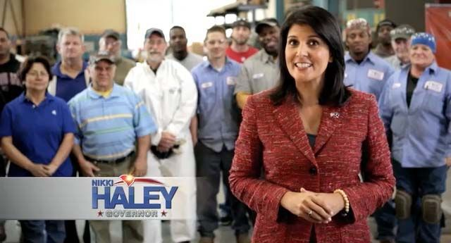 Gov. Nikki Haley's campaign releases new TV ads