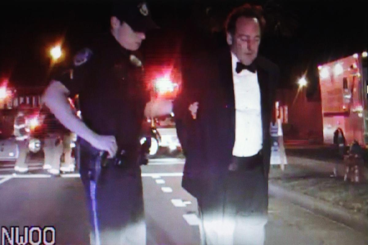 Video shows councilman's sobriety test and arrest