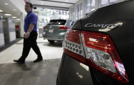 Toyota to replace 4 million gas pedals that can get stuck