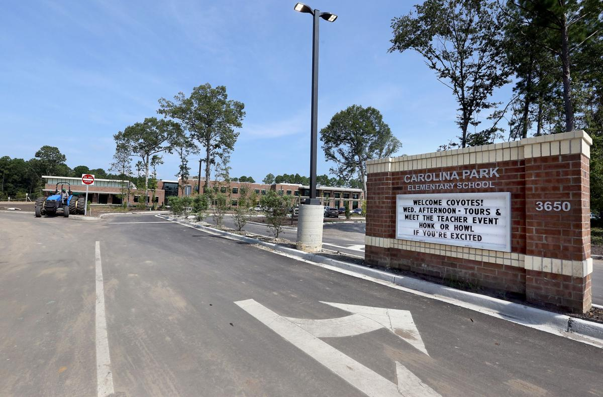 Carolina park elementary gets ready for students - Pleasant garden elementary school ...