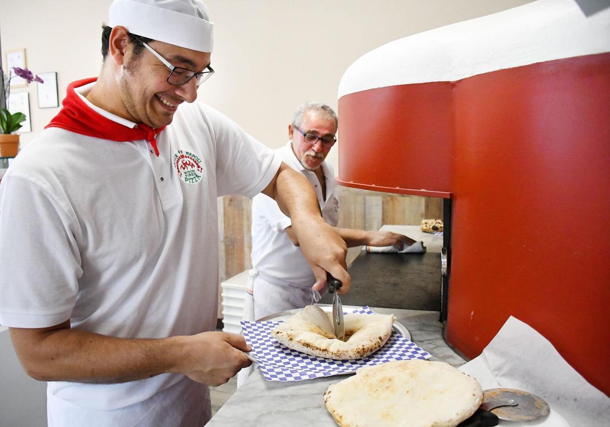 Naples native pursues 'American Dream', opens Summerville pizza parlor