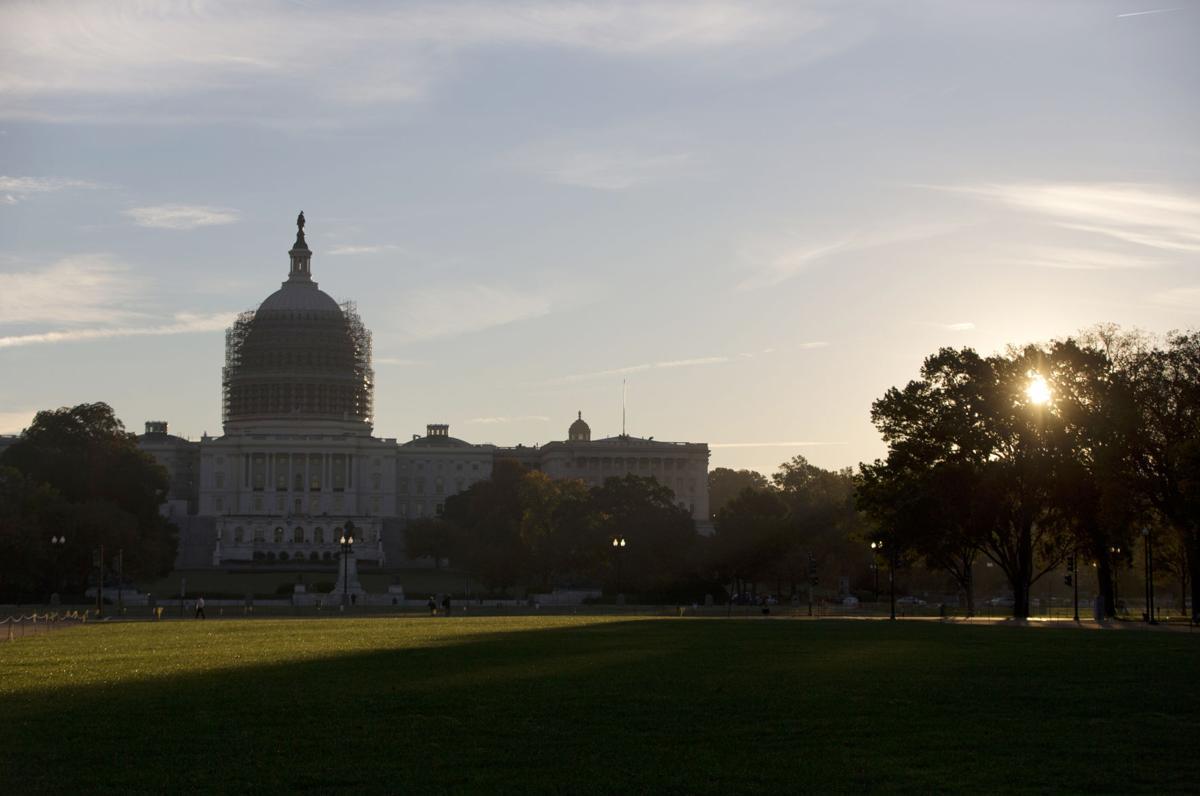 Congress still ducking budget duty