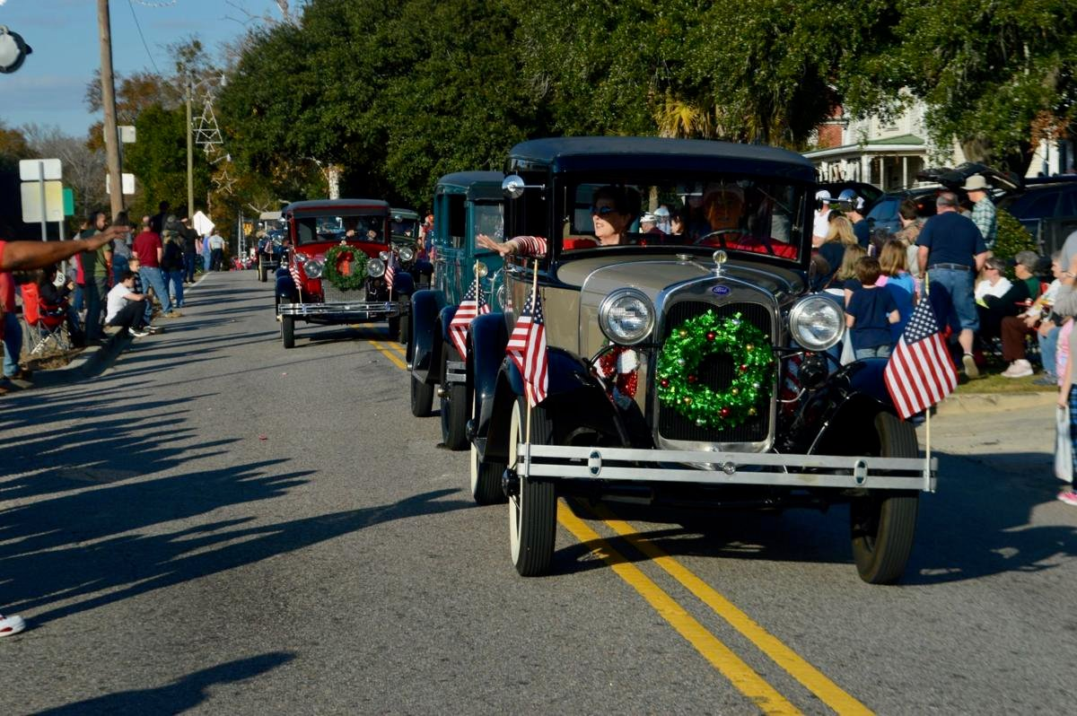 Graniteville Christmas Parade 2020 GVW Fire Department celebrates 37th Christmas parade in
