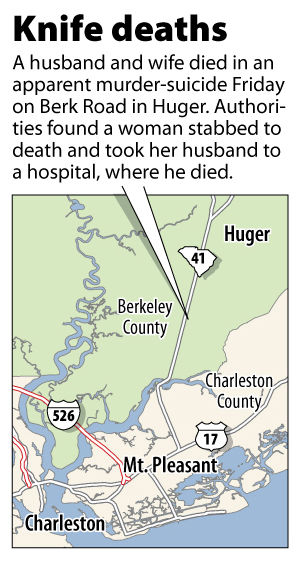 Coroner releases names of man, woman killed in murder-suicide