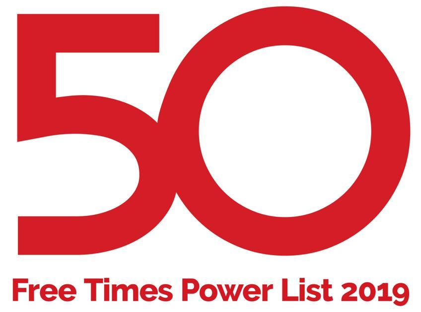 Free Times Power List 2019   Cover Story   postandcourier com