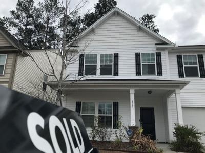 Home sold North Creek Village Nexton