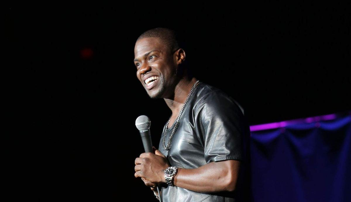 No laughing matter: Pull out a cellphone, get kicked out of Kevin Hart show