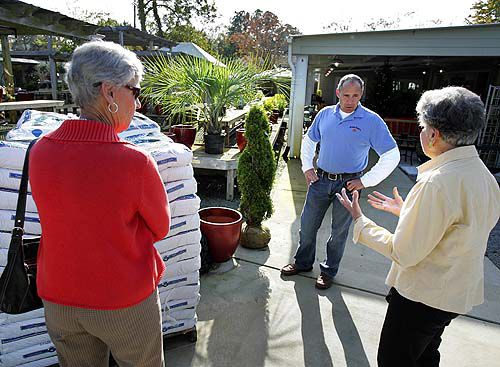 Local garden centers shutter as economy slides