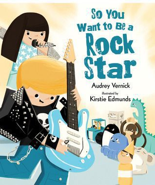 Aspiring young stars can rock out with how-to book