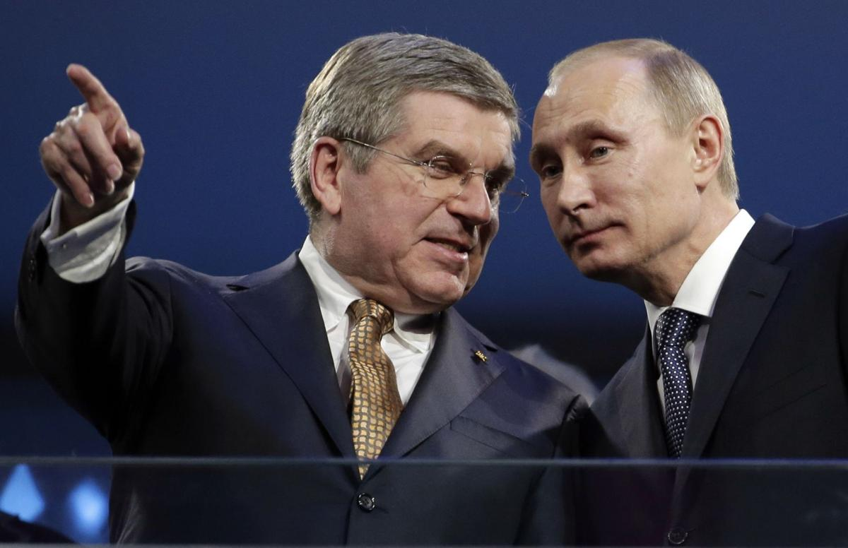 Decision time: IOC poised to rule on Russia's status for Rio