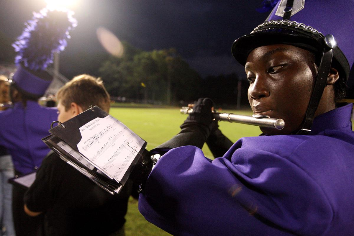 Marching band teaches life lessons