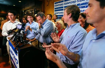 Mark Sanford conceding with sons nearby.jpg