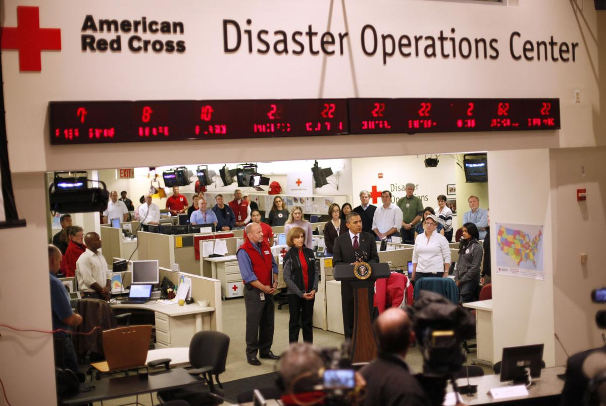 Organizations accepting donations for victims of Superstorm Sandy in the Northeast