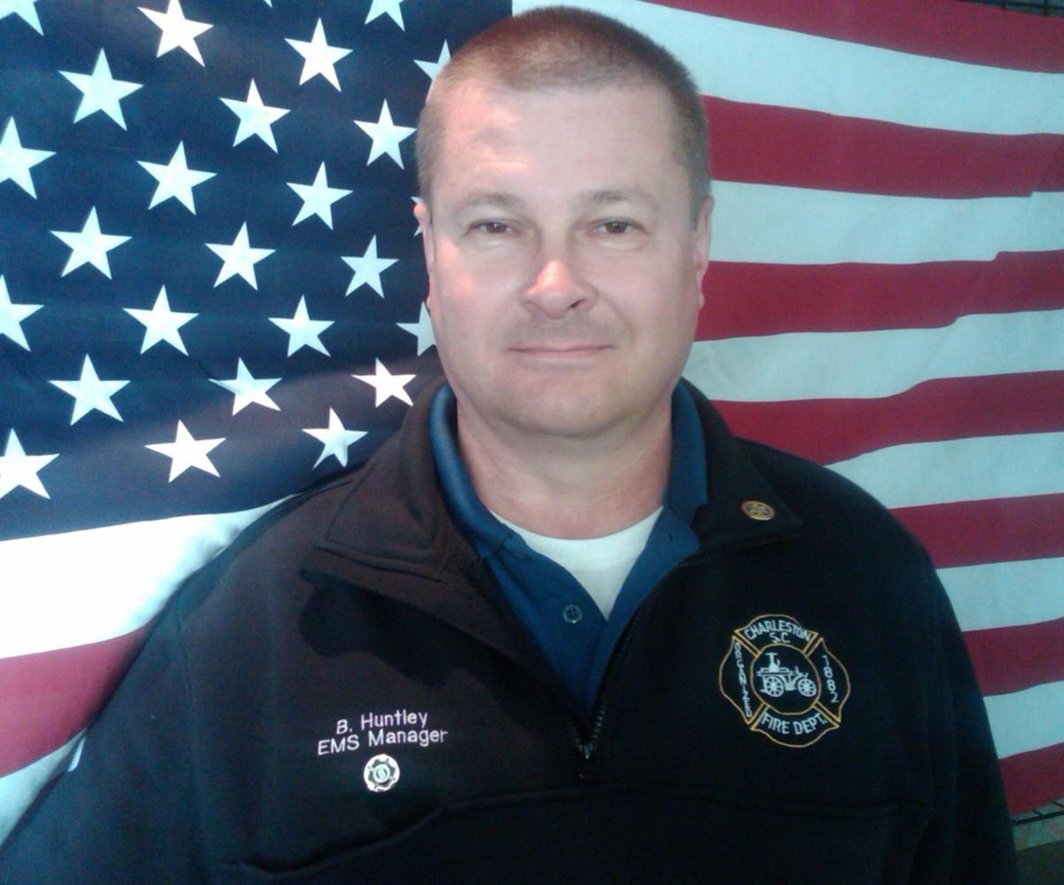Charleston Fire Department hires new emergency medical manager