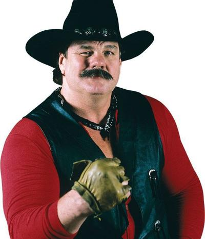 Pro wrestling great Blackjack Mulligan created a character