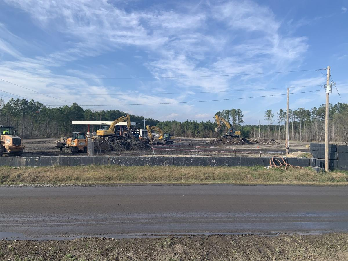 Cleanup crews wrap up work at the Able Contracting site near Bluffton