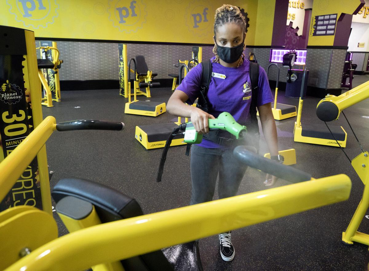Sc Gyms Are Open But New Study Shows Exercise May Not Be Enough To Combat Pandemic Stress Health Postandcourier Com