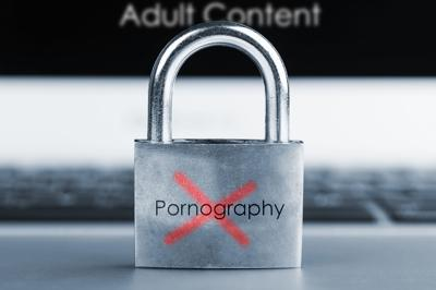 Anti-porn stock art