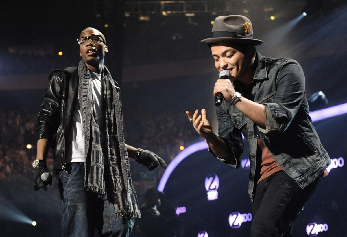 B.o.B hopes to join Bruno Mars on Super Bowl stage