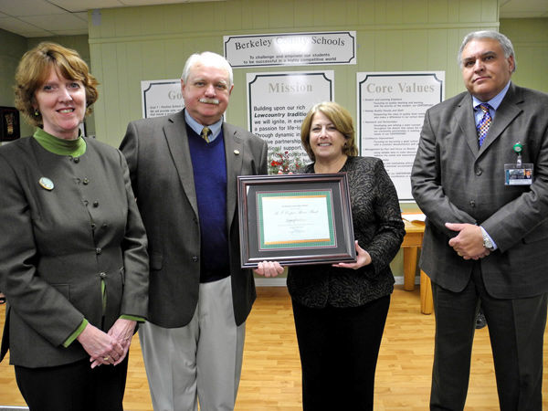 BP plant gives $64,000 to schools