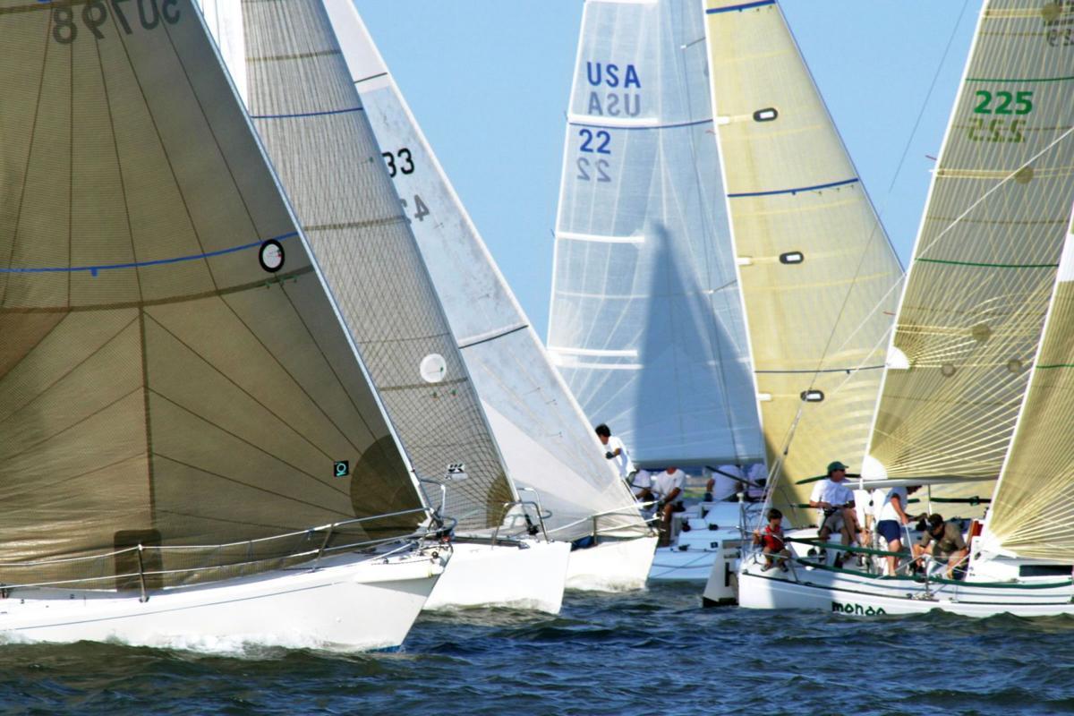 Sailing and Charleston a winning match