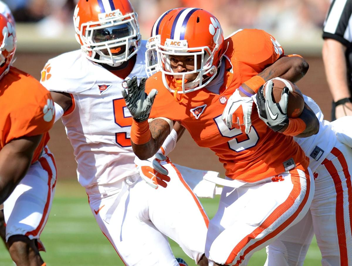 Risers, fallers and remaining unknowns from Clemson's spring football practice