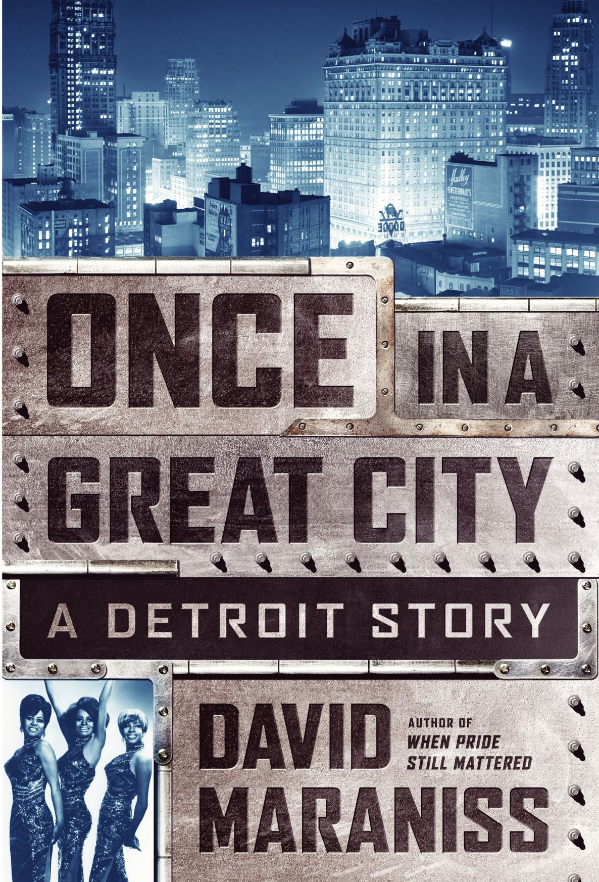 Look back at Detroit Book explores promise of city